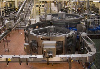 Britvic Bottling Plant